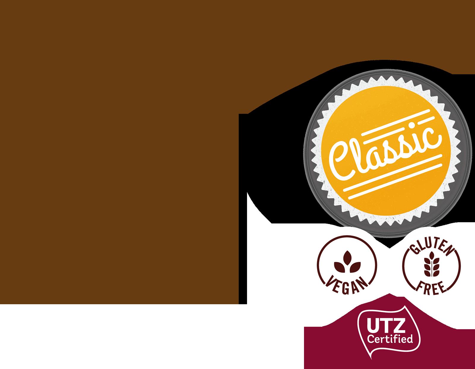 Barrette multigrain con cioccolato gamma classic icon