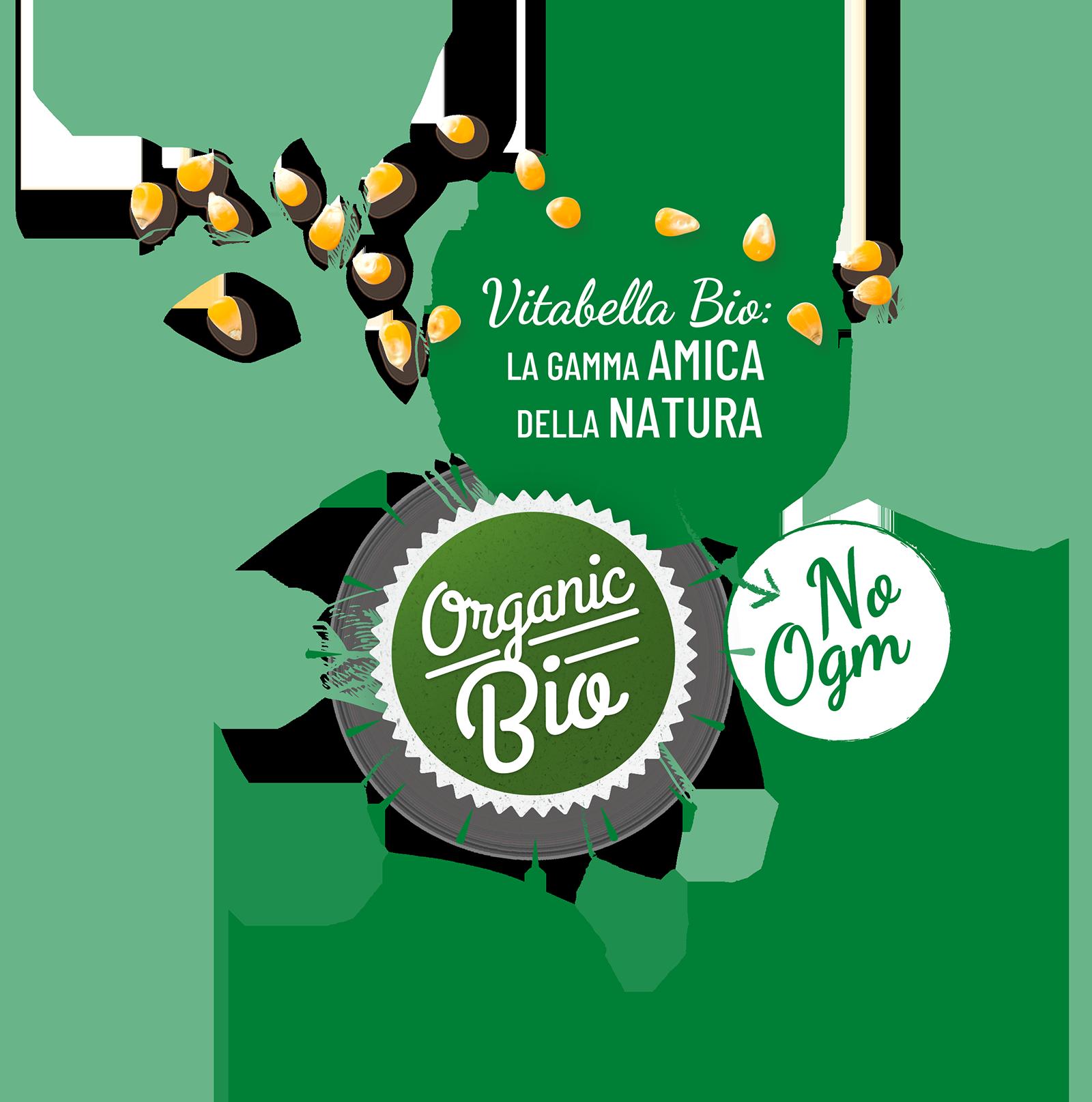 Vitabella Organic Bio No Ogm, 100% Naturali E Biologici