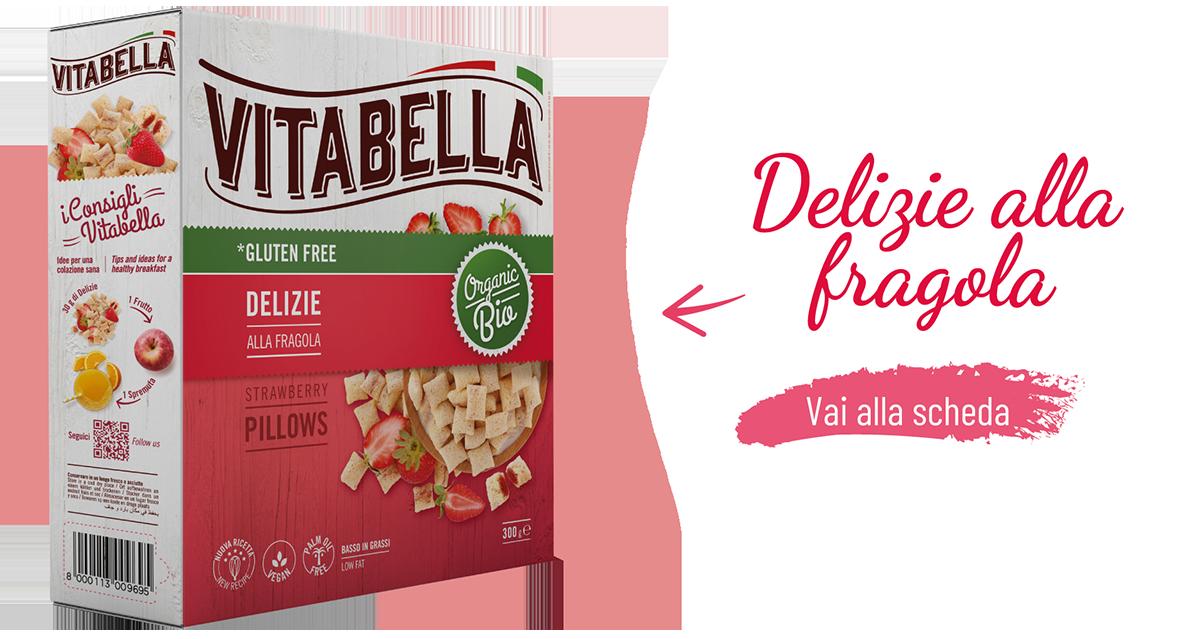 Gluten Free Delizie Alla Fragola Organic Bio