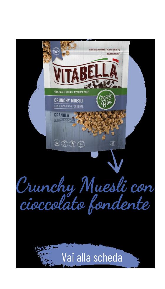 Senza Allergeni Crunchy Muesli Con Cioccolato