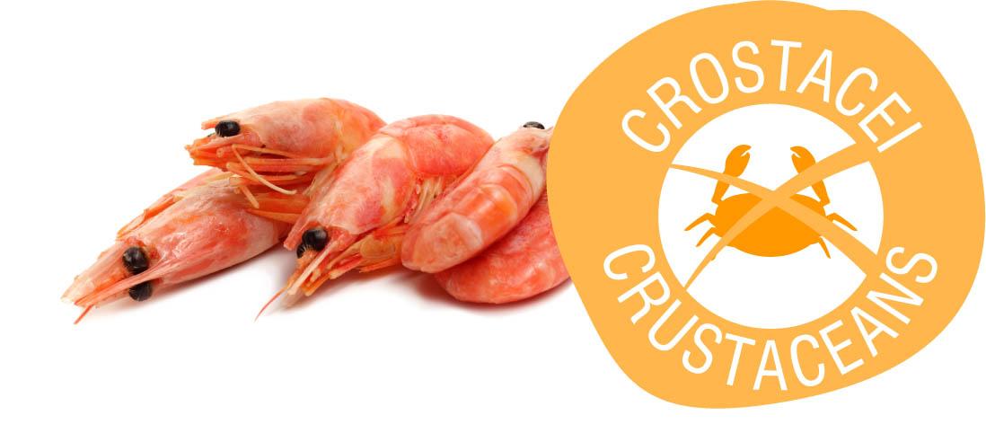 Allergeni Senza Crostacei