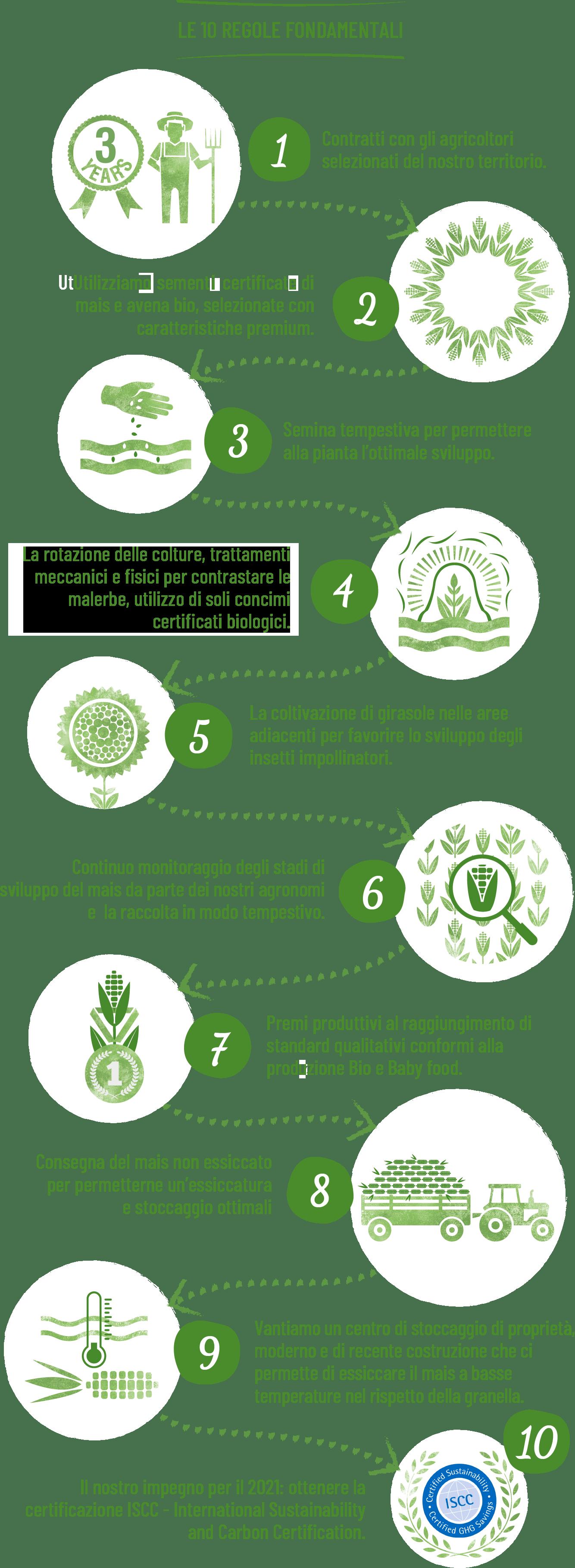 Le 10 Regole Fondamentali Della Sostenibilità